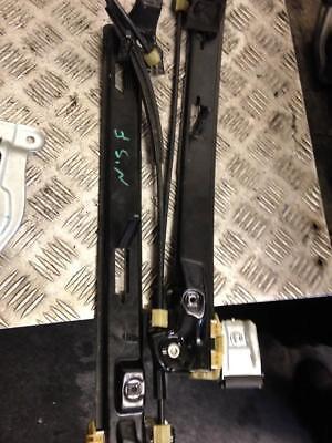 2011 SEAT LEON 1P1 1.2 TSI 5DOOR HATCH PASSENGER LEFT NSF FRONT WINDOW REGULATOR