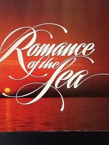 'ROMANCE of the SEA'  - A Beautiful Pictorial History