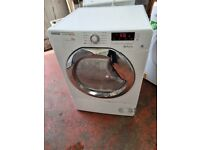 Hoover Dynamic Mega Sensor Condenser tumble Dryer 10kg