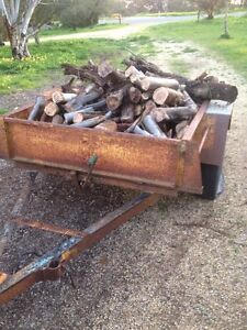 6x4 trailer of wood Kulpara Wakefield Area Preview