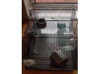 Pet cage/ hamster/mouse in excellent condition