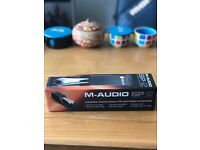 Brand New Boxed M-Audio SP-2 Piano Style Sustain Pedal