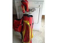 Child's Ping Golf Clubs