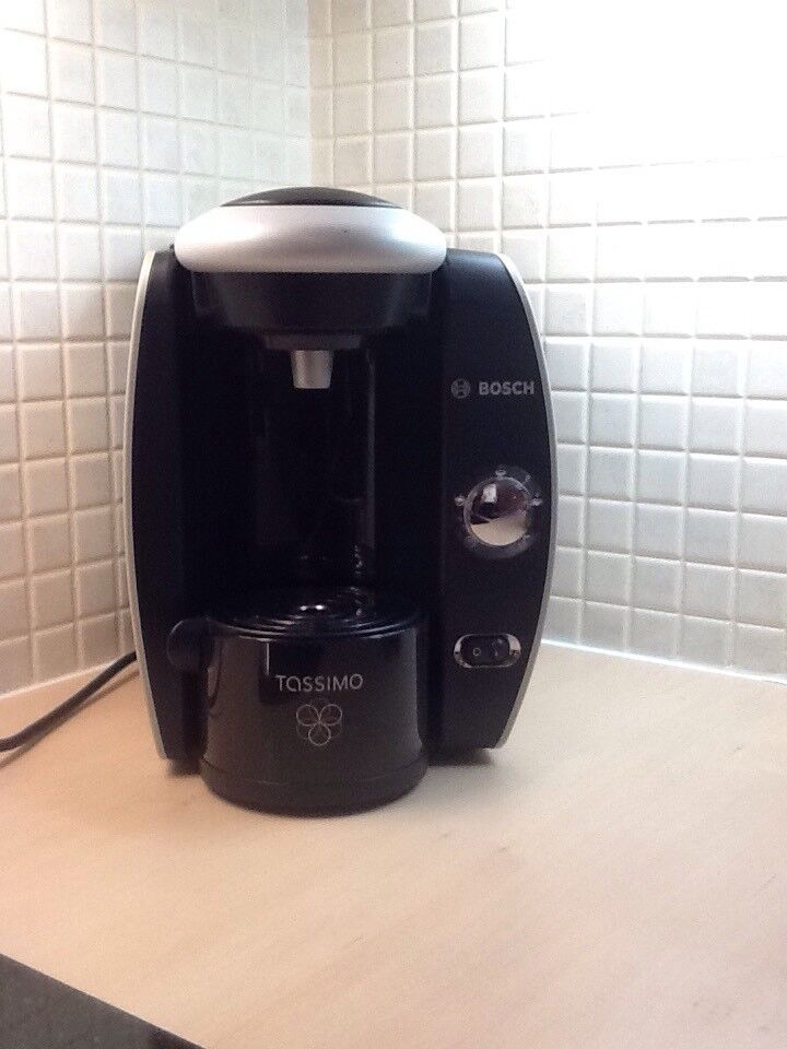 Bosch Tassimo Hot Drinks/Coffee Machine