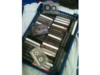 Used Cassette tapes