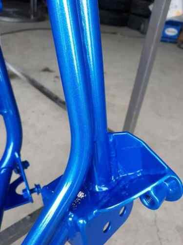 5lbs Candy Blue Tiger Drylac - Powder Coating Powder
