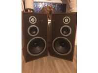 Celestion Ditton 442 Vintage Speakers (1979). VGC, Tested & Fully working.