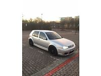 ** 2003 53 plate VW GOLF R32 3.2 V6 4WD** MILTECK EXHAUST **