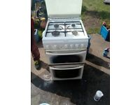 creda gas cooker