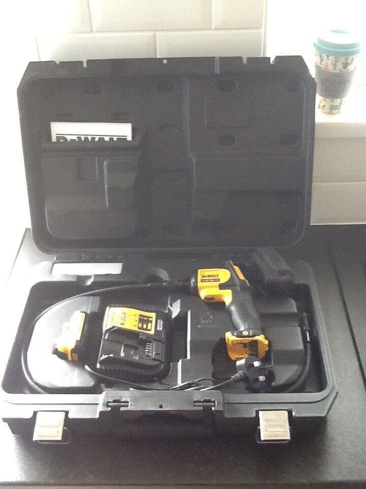 Dewalt Inspection Cameras - Wanna be a Car