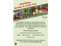 Aberlemno Garden & Craft Fair