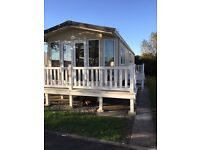 Caravans to Hire on Sandy Glade in Brean, Somerset
