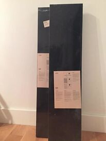 2 Wall shelves - New condition, never used