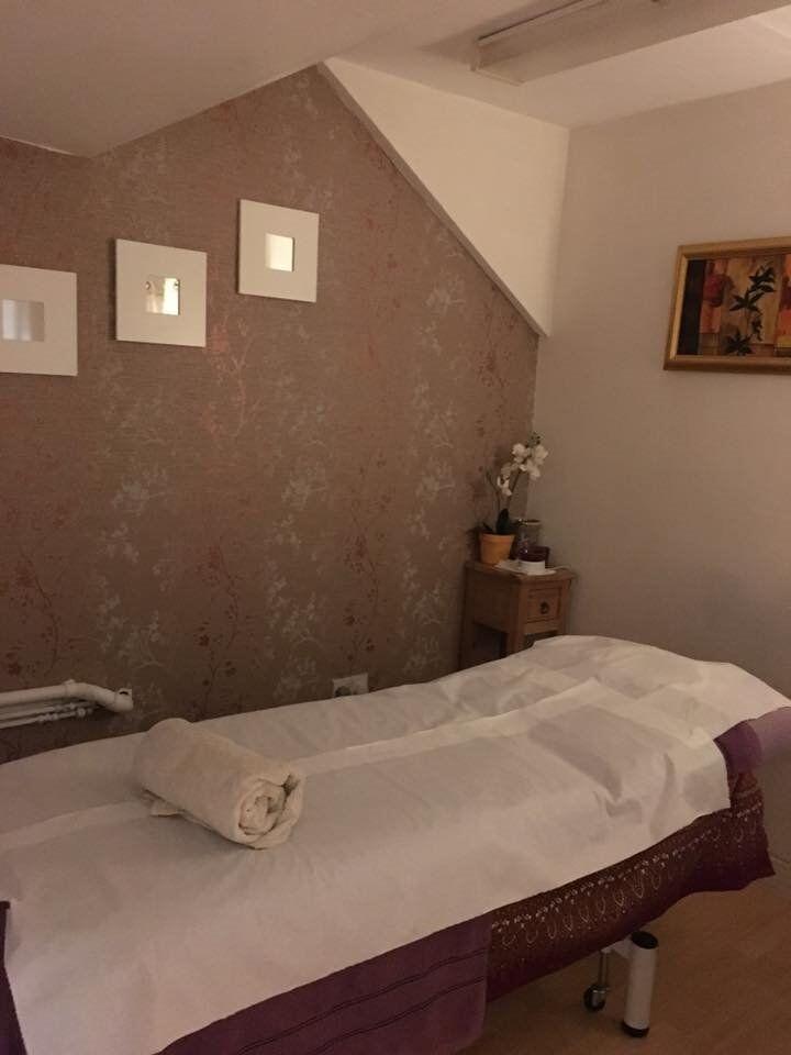 thai massage harrow