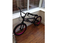 WeThePeople Justice | Pink | BMX stunt bike 10/10 condition