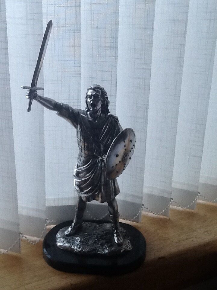 Brave heart . Statue