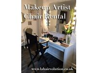 Makeup Artist Opportunity