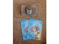 WIRELESS MUSCLE TONER PADS - GREAT CONDITION, NEW