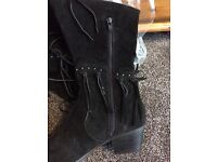 River Island Boots - size 7