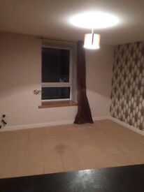 Attractive 1 bedroom flat central location electric heating double glazed