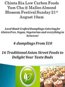 Sunday  Yum Cha @ Mallee  Almond Blossom Festival this Weekend Robinvale Murray-Darling Area Preview