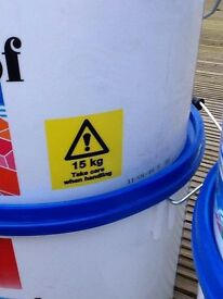 Tile adhesive 6x15kg tubs