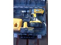 Dewalt 18v screw gun