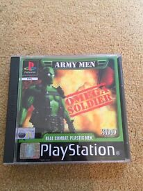 Army Men - Omega Soldiers - PS1