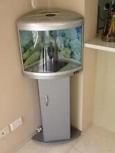 Aqua One corner fish tank with cabinet Waikerie Loxton Waikerie Preview