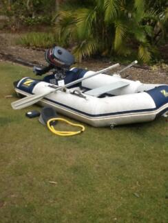 Zodiac dinghy Childers Bundaberg Surrounds Preview