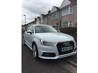 AUDI A1 S LINE WITH ADDED EXTRAS
