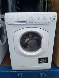 7kg 'Hotpoint Experience' Washing Machine - Good condition / Free local delivery and fitting