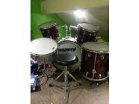 Drum kit junior/kids