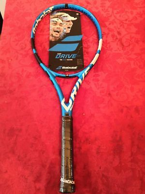 Babolat Pure Drive 2018 Team 10.1oz 100 head 4 1/4 grip Tennis Racquet for sale  Shipping to Canada