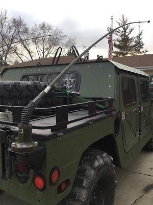 M998 Humvee HMMWV Hummer H1 Antenna MX6707 COMPLETE KIT NOS