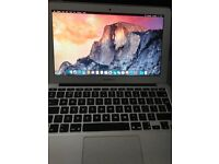 Macbook Air ( 11inch display, Mid 2012)