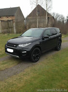 Land Rover Discovery Sport L550 2.2 SD4 Test