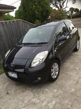 2009/10 Toyota Yaris Hatchback black very neat and clean car Noble Park North Greater Dandenong Preview