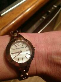 Genuine armani watch