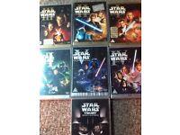 Star War DVDs
