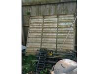 Cattle box ramp back door iforwilliams Brian james