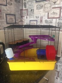 hamster cage,etc