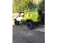landrover discovery 1 off road spec