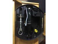Peugeot 407 spare wheel kit