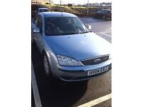 Ford mondeo 2.litre diesel tdci