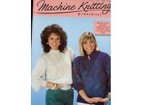 Family focus machine knitting