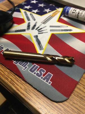 .4130 Z Hss-co 130 Degree Helical Point Stub Drill