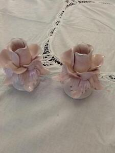 Rose candle sticks Wallsend Newcastle Area Preview