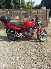 Yamaha XJ600N (Low Mileage) MOTTED