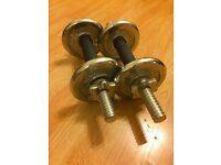 Dumbbells - 1,1 KG /2.5 LB